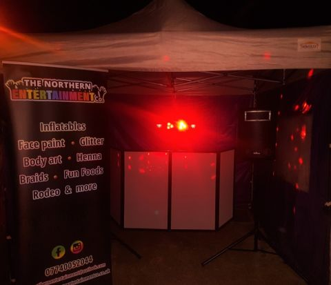 Mobile Disco Party Dj Hire County Durham