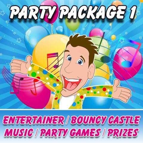 Party Entertainment Package 1