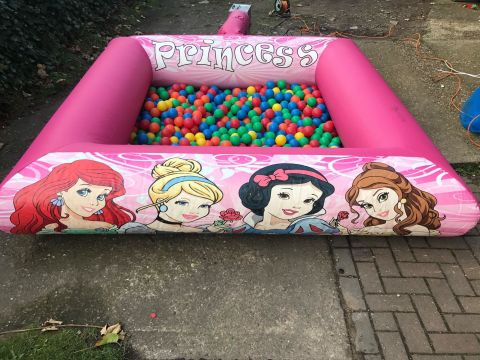 Princess Ball Pool