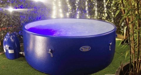 8 Person Hot Tub Hire County Durham