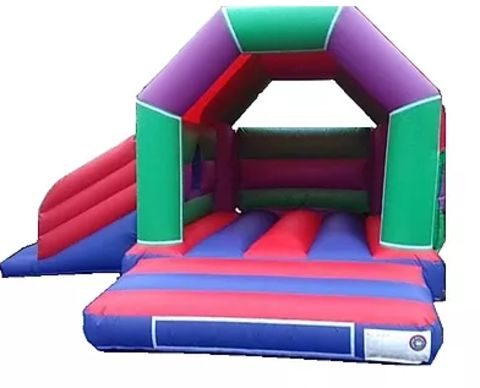 Multi Colour Combo Velcro Castle