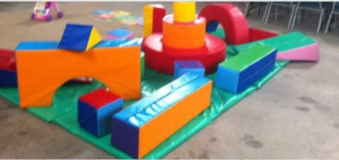 Soft Play Set