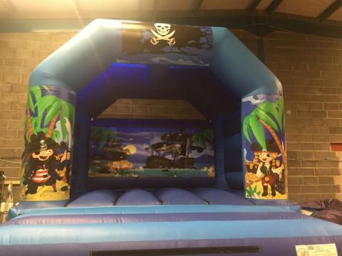 Pirate Bouncy Castle 12 X 14