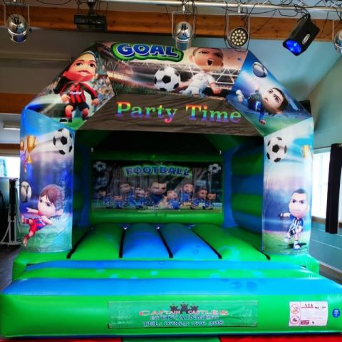 Football Party Time Disco