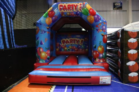Party Party 10ft X 12ft Disco Castle
