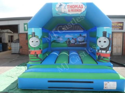 12.5ft X 15.5ft Thomas The Tank