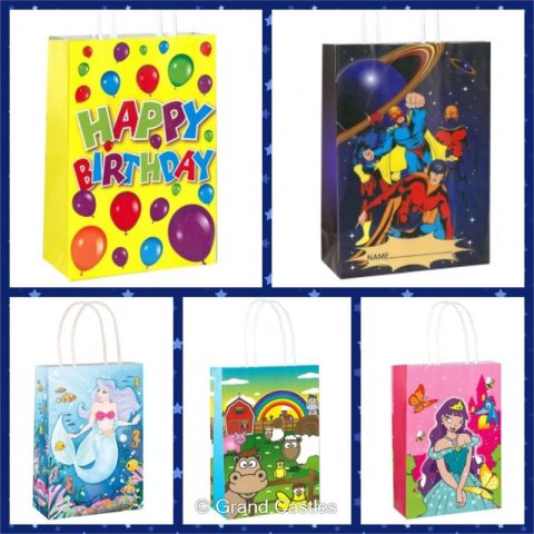 Filled Party Bags 25