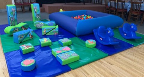 Jungle Softplay