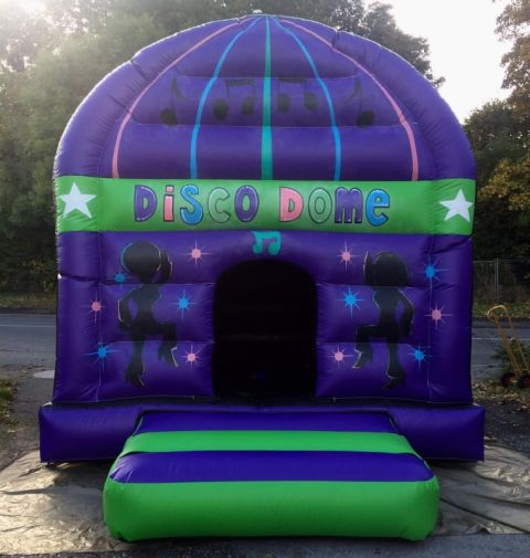 Disco Dome With  Music System 2