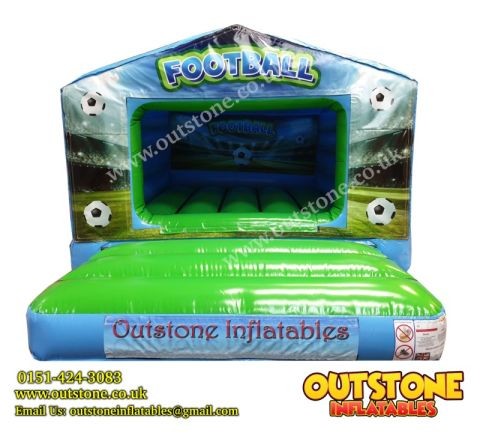 Toddlers Football Bouncy Castle