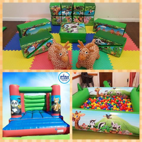 Jungle Party Package 2