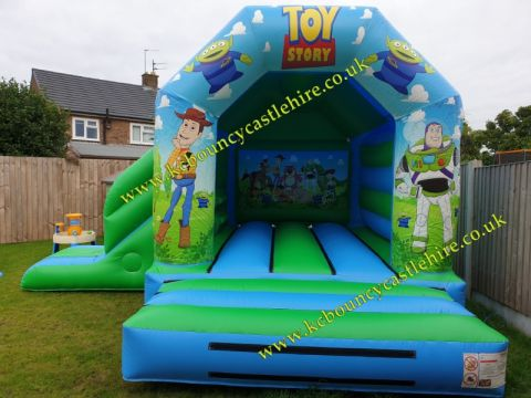 Toy Story With Slide