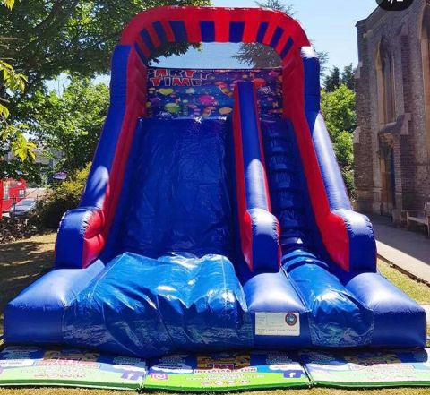 10ft Party Time Slide