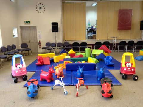 Mixed Soft Play