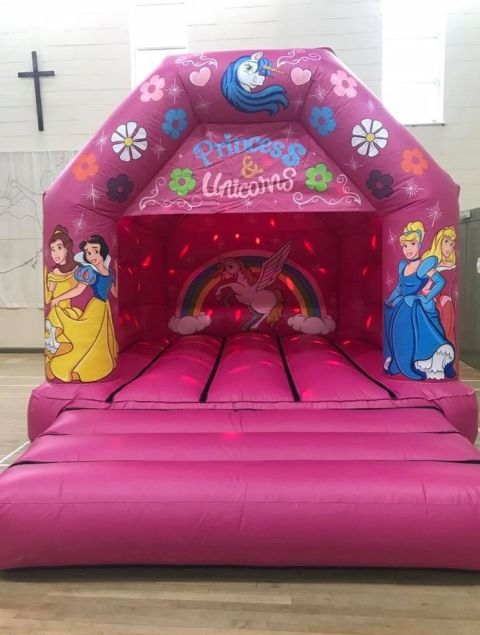 Princess Disco Castle 2