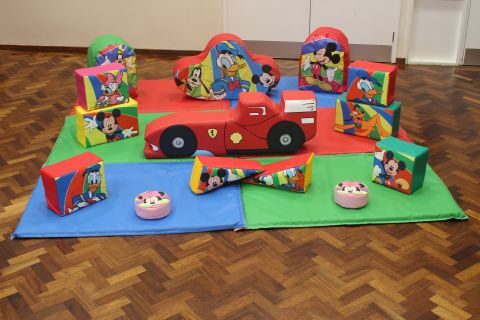 Soft Play Hire Package E