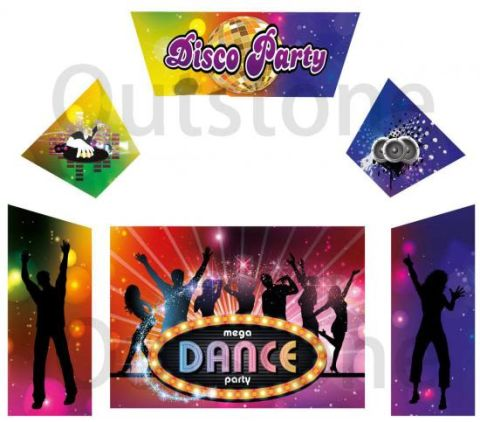 Disco Party Artwork