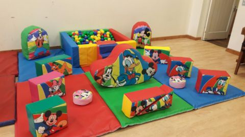 Soft Play Hire Package A