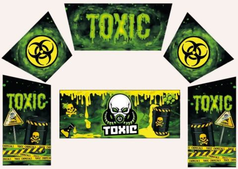 Toxic Artwork