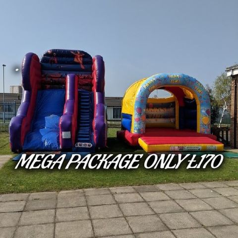Big Bounce Mega Package