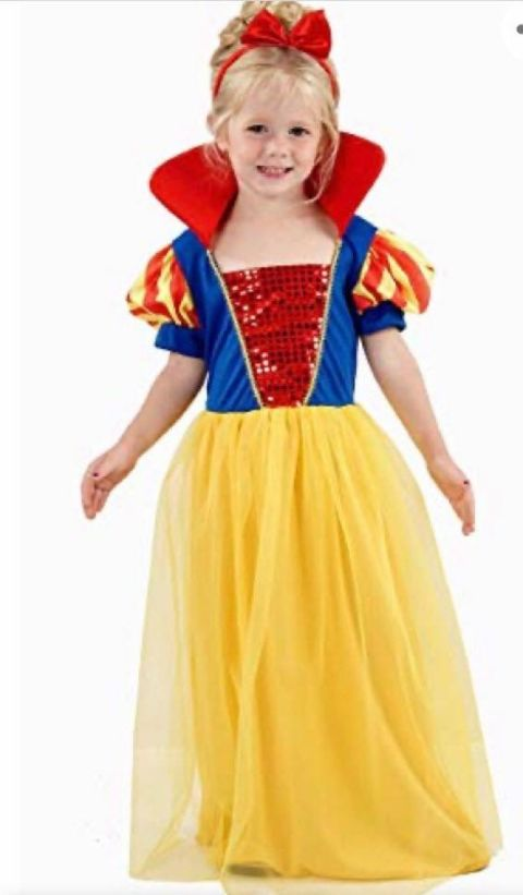 Kids Snow White
