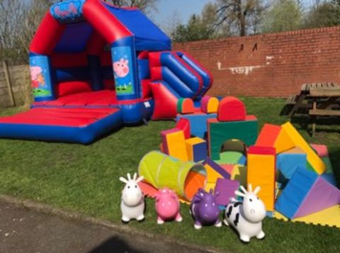 Combi & Soft Play