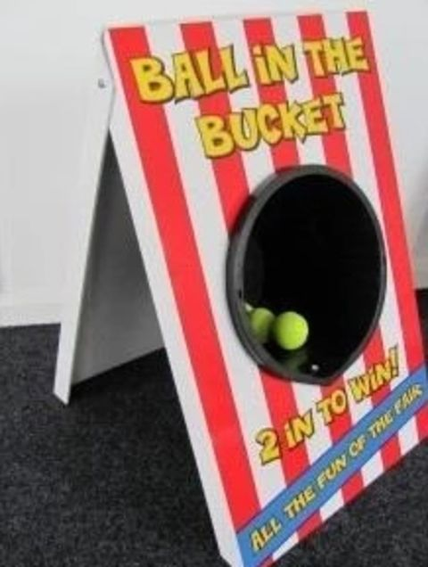 Ball In The Bucket Game (bith02)