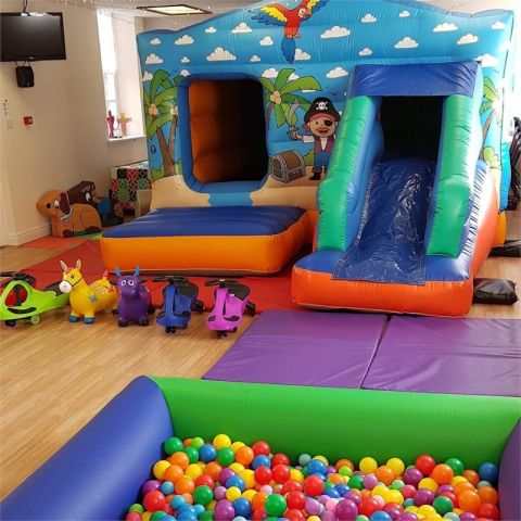 Platinum Soft Play Package