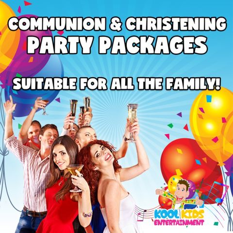 Communion Party Package Silver