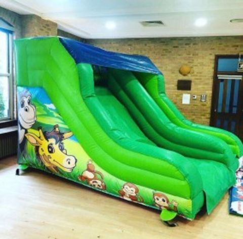 Jungle Junior Slide