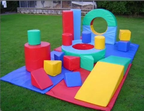 20 Piece Soft Play