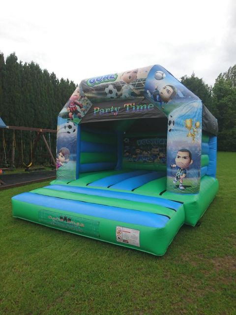 Football Side Slide