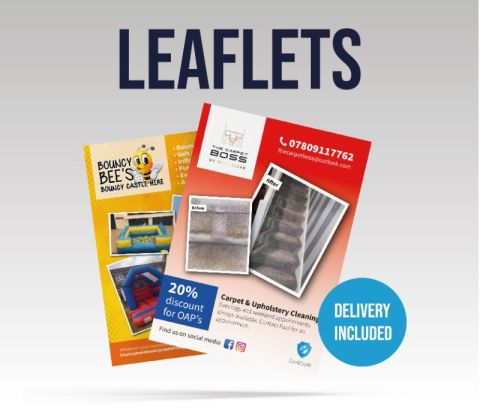 A5 Leaflets 170gsm Thickness