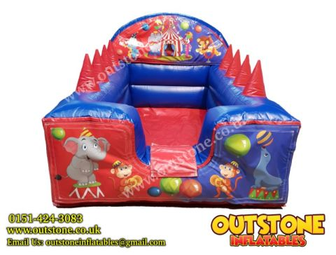 Circus Intherchangeable Ball Pool