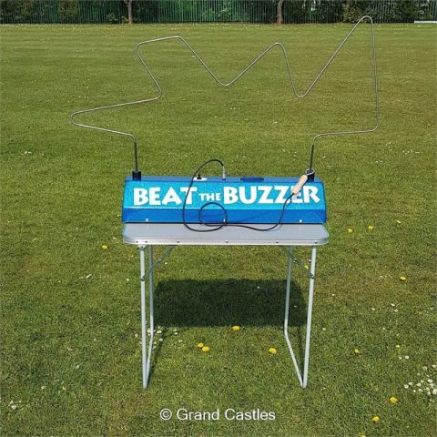 Beat The Buzzer Buzz Wire Game
