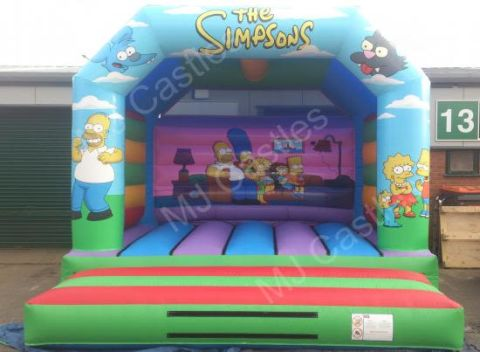 Simpsons 16ft X16ft