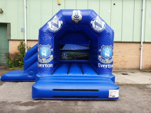 17ft X 15ft Everton With Slide