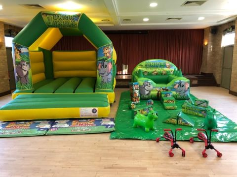 Jungle Castle & Soft Play