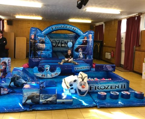 Frozen Soft Play - Perfect For Frozen Fans Package 2