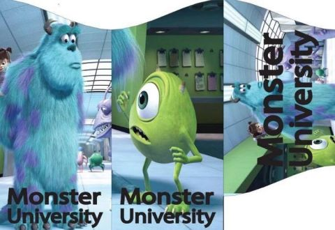 Monsters Universaity