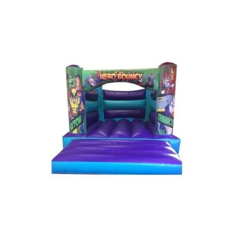Aqua Marvel H Style Bouncy Castle