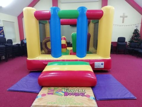 Tots Activity Bouncer