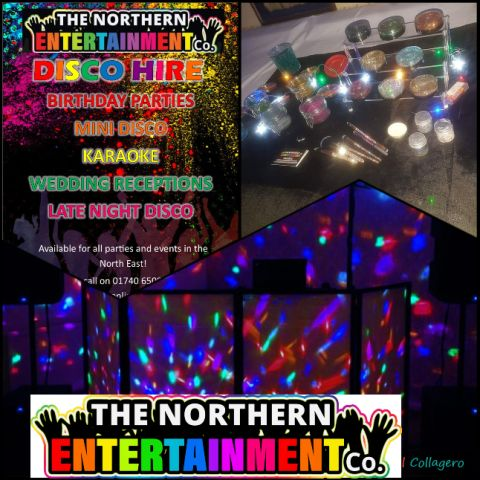 Glitter Bar Package County Durham