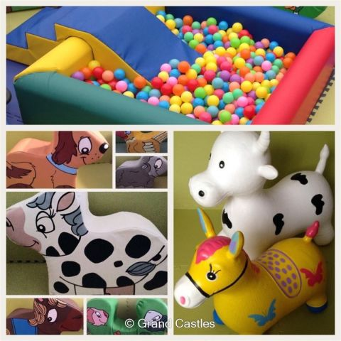 Bronze Soft Play Package