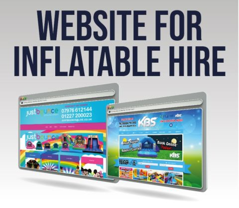 Website Only - Inflatables / Hirers