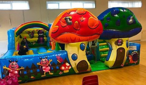 Bugzone Play Centre