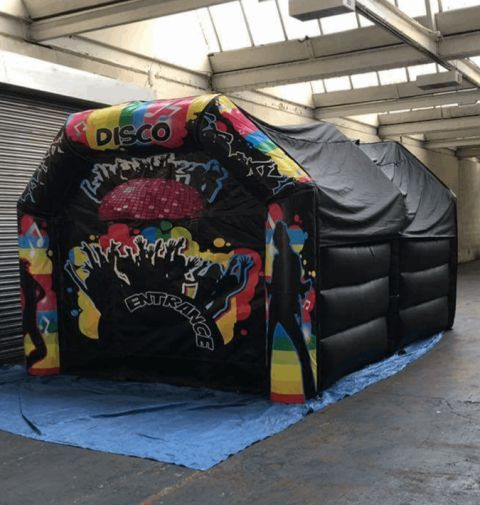 Inflatable Disco Party Tent