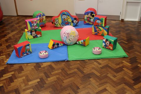 Soft Play Hire Package F