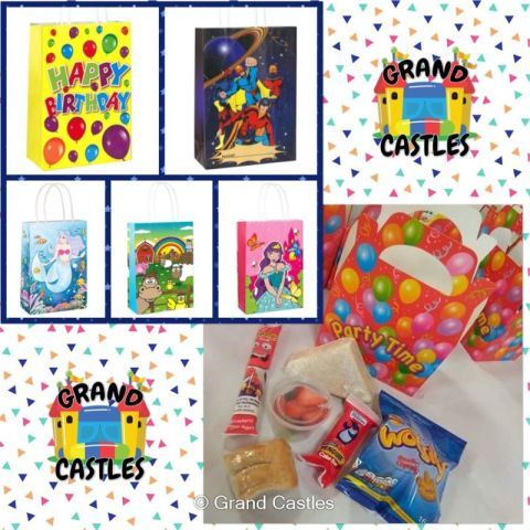 Party Bags And Food Boxes 25