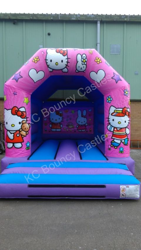 11ft X14ft Hello Kitty Bouncy Castle